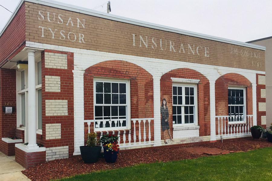 Header - Susan Tysor Insurance Building North Carolina